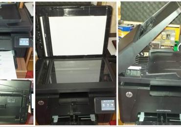Продам Многофункциональный принтер HP Color LaserJet Pro MFP M177