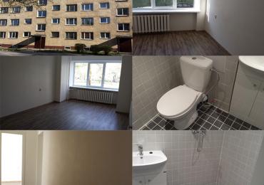 Продается 2-х комнатная квартира с ремонтом ул Креенхольми 28