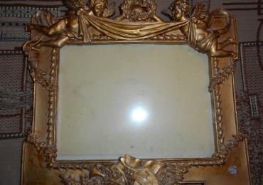 Гипсовая рамка пд фотографию