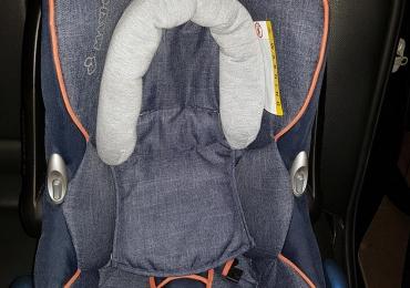 Maxi-Cosi CabrioFix автолюлька, как новая, от 0 до 13 кг.