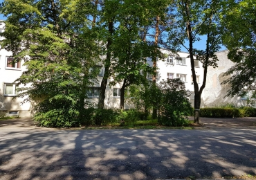 По самой низкой цене! Продам 4-х комн квартиру на 3 этаже, 73 м2, в центре Нарва-Йыэсуу