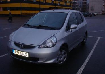 Honda Jazz 1.3 61kW 10/2007