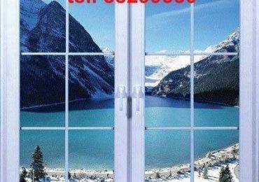 Ремонт алюминиевых, пластиковых окон и дверей