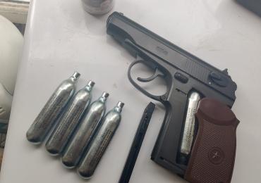Продам пистолет Borner ПМ49
