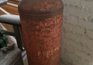 Газовый баллон в отличном состоянии, 50 литров