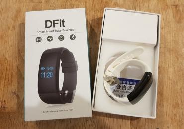 Спортивные часы, новые, DFit