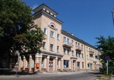 Продаётся бизнес помещение ул Йоала 15, 418 м2, у границы с Россией