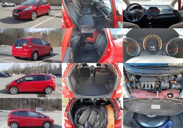 Продам Honda Jazz 2012 бензин/газ расход 4 евро/100км