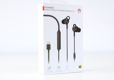 Huawei (Active Noise Canceling Earphones)