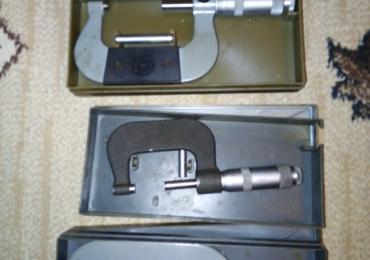 Продам микрометры СССР